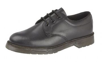 Amado Macario M162 Grafters Leather Lace-up Shoes. Cushioned PVC Sole